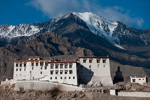 Monastery-in-Kashmir