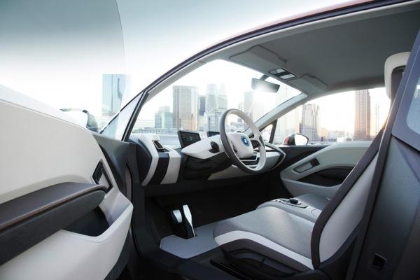 2013 / BMW i3 / Karbon