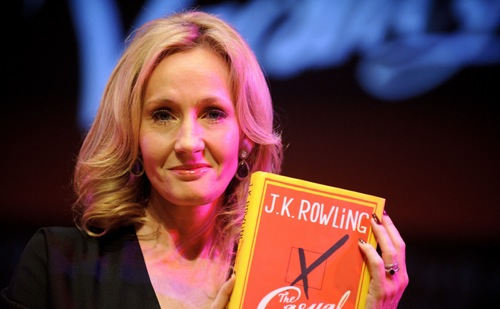 J.K Rowling - In Conversation