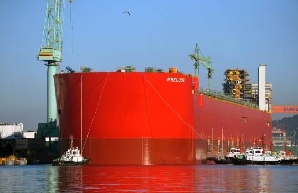 Netherlands Shell Prelude