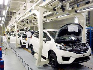 honda-motor-cuts-production-in-thailand-by-40-per-cent