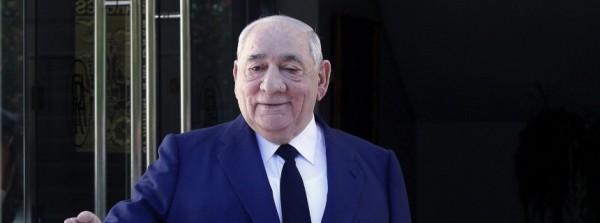 EL CORTE INGLES PRESIDENT ISIDORO ALVAREZ DIES