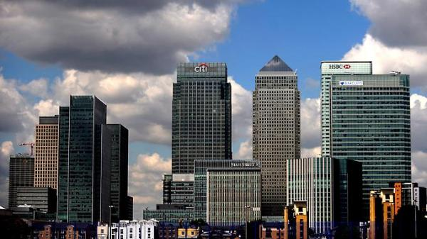 London-Finanzdirstikt