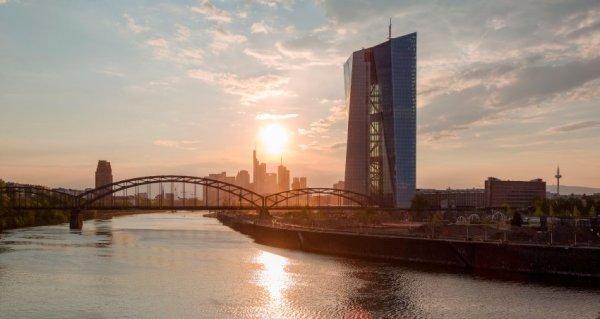 EZB / Gebäude Innen