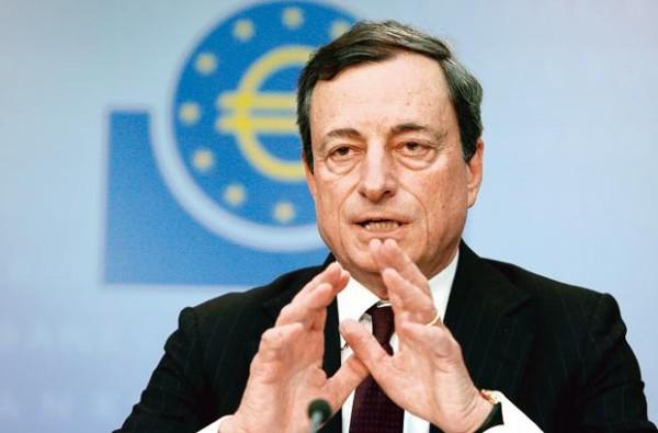 Mario Draghi--