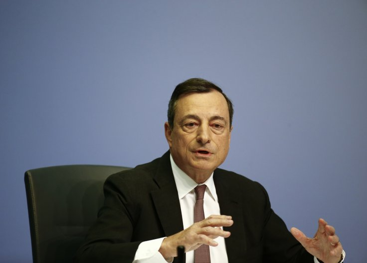 draghi-during-monetary-policy-conference