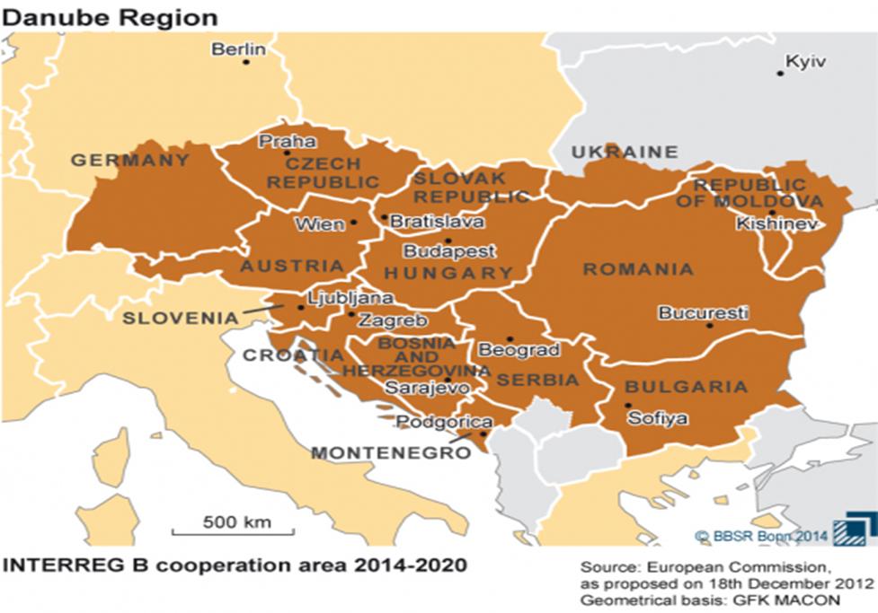 harta_Dunarea