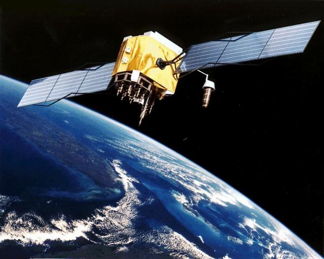 Sateliti-artificiali