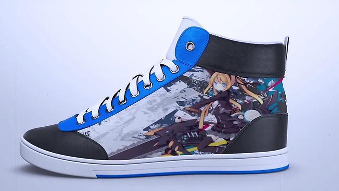 Shiftware-Schuhe