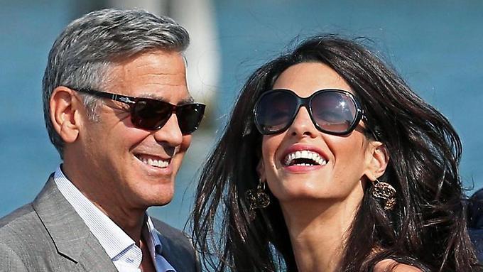 Gluecklich-ohne-Kinder-Amal-und-George-Clooney
