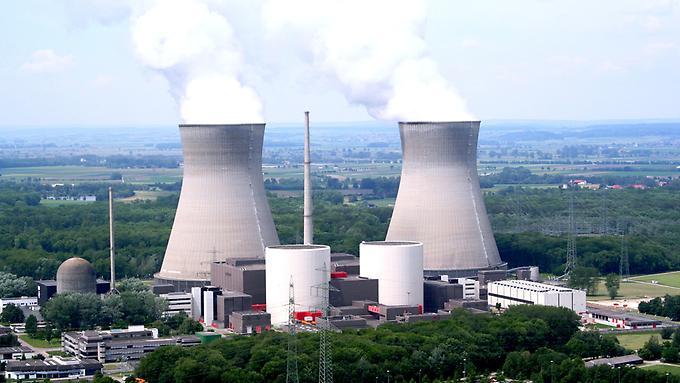 Kernkraftwerk-Gundremmingen