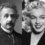 Einstein si Marilyn