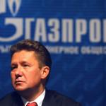Gazprom şi China