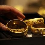 aurul in pericol