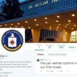 CIA DEVINE SOCIALA, ARE CONT PE FB SI TWITTER
