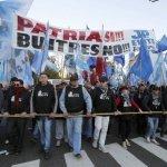 Argentina denunţă public hotărârea judecătorească în favoarea fondurilor vultur
