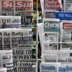 Știrile digitale ajung din urmă ziarele tipărite in Marea Britanie