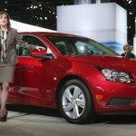 GM a sistat vânzările modelului Cruze datorită problemelor la airbaguri