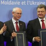 UE semneaza tratate cu Ucraina, Georgia și Republica Moldova