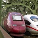 Grevă feroviară în Belgia