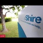 Shire Pharmaceuticals bate palma cu AbbVie