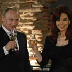 Putin semnează acordul de energie nucleară cu Argentina