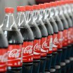 Vânzările Coca-Cola scad, în ciuda prezentei laCM