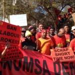 Metalurgistii din Africa de Sud au intrat în grevă