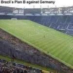 Umilire istorică pentru Brazilia în semifinalele Cupei Mondiale