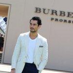 Brandul de lux Burberry, din Marea Britanie, a anunțat o creștere puternică a vânzărilor