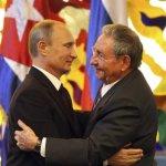 Preşedintele Rusiei anuleaza  90% din datoria Cubei