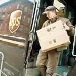 UPS, singuri în Europa