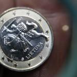 Lituania, liber la euro
