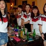 Fanii chinezi ai Mannschaft-ului