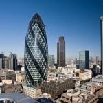 "Gherkin, cladirea ""zgârie-nori"" din Londra a fost scos la vânzare"