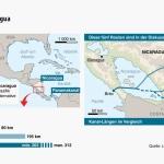 Nicaragua vrea să facă competiție canalului Panama prin propria sa cale navigabilă
