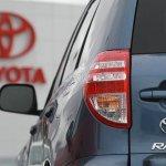 Toyota inregistrează o ușoară creștere a profiturilor trimestriale