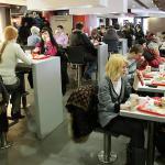 Doar 1% din totalul restaurantelor McDonald's din Rusia s-au inchis