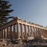 Grecia, doi turisti pe cap de locuitor