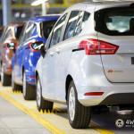 Ford opreşte producţia în România