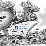 Goldman Sachs plateste pentru prostiile facute in 2008