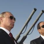 Rusia incearca sa se salveaze cu Egiptul