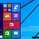 Microsoft invită la petrecerea Windows 9