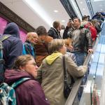 Nemții și nebunia cumpărăturilor
