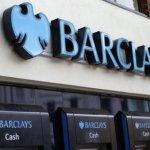 Barclays amendată cu 38 milioane de lire sterline