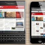 BlackBerry lansează telefonul ce dispune de o tastatură dual-control