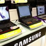 Samsung iese din afacerile cu notebookuri
