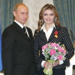 Amanta lui Putin, mare sefa media