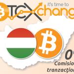 Prima platformă care facilitează tranzacțiile din forintul maghiar în Bitcoin