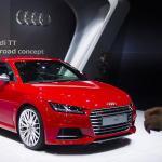 Audi crește ținta de vânzări